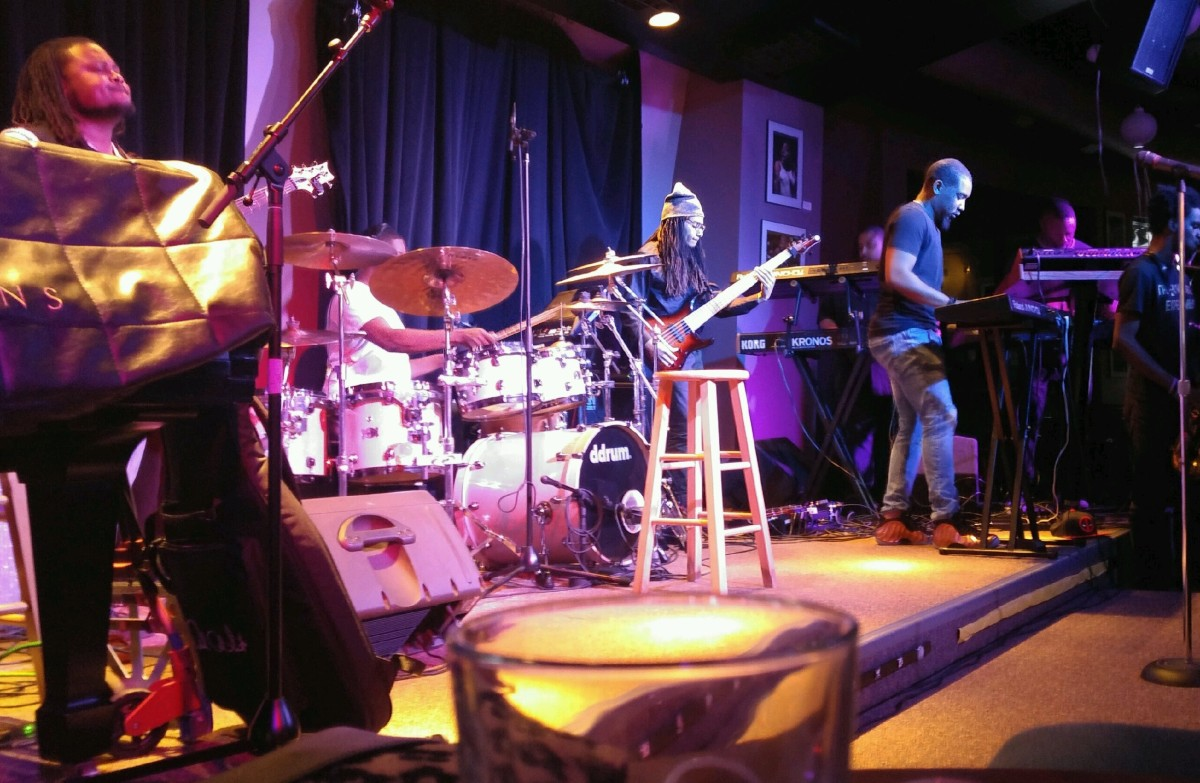 Cleveland Bop Stop Jazz Club, OhioCity