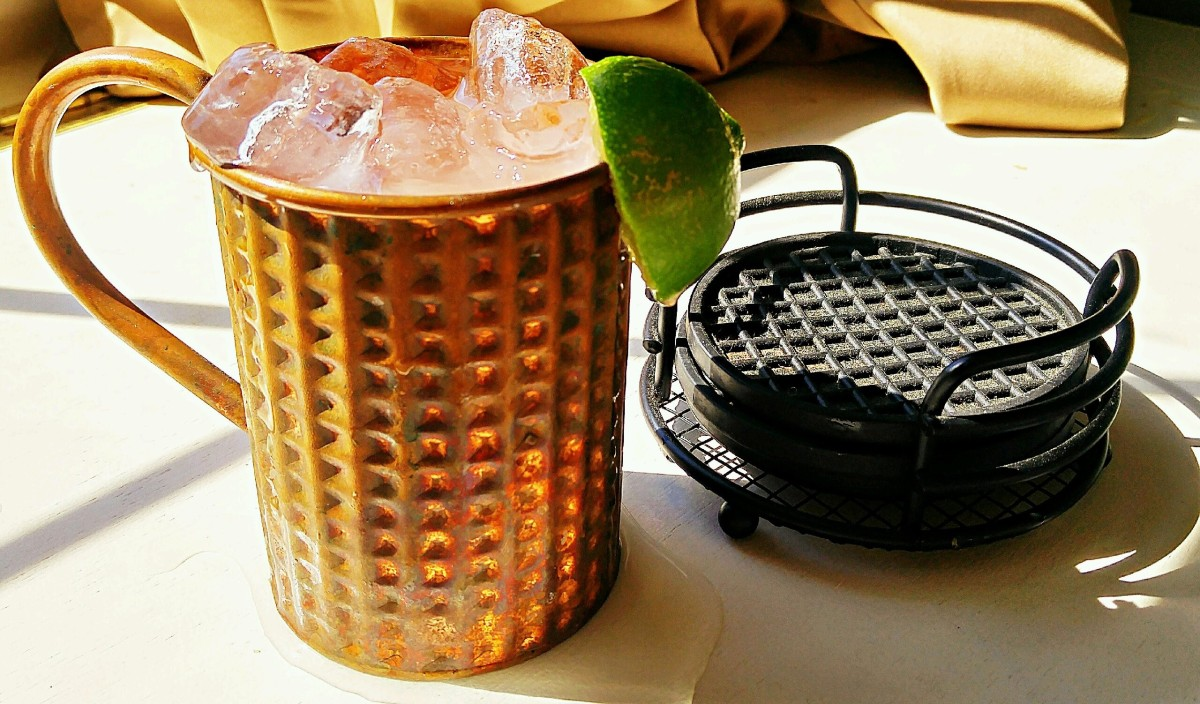 Low Carb Moscow Mules