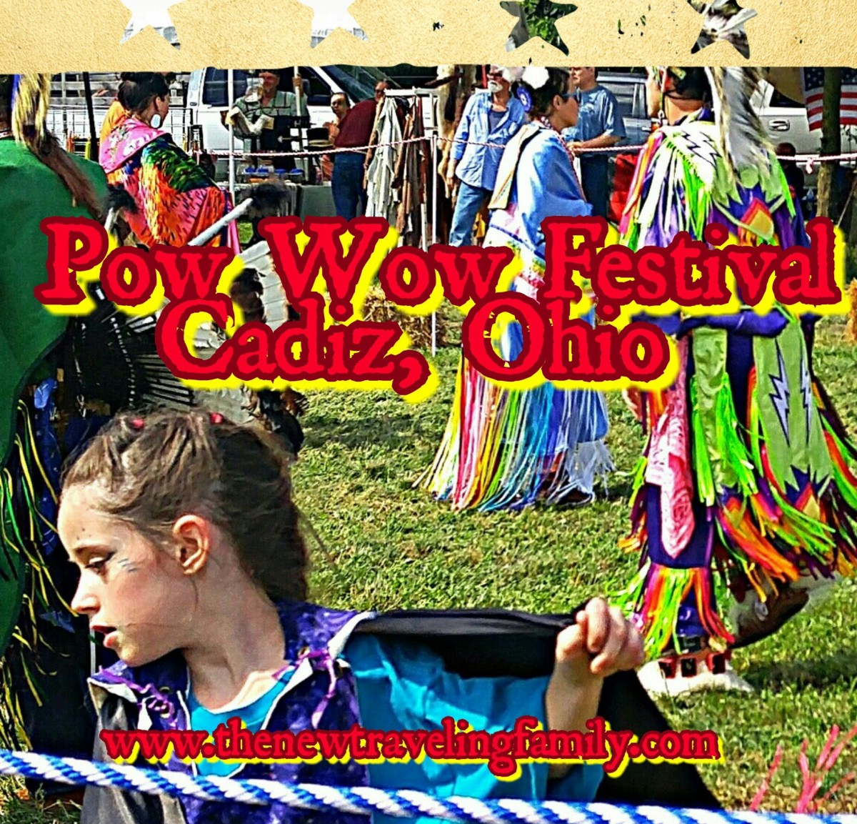 Experience a Native American Pow Wow in yourState